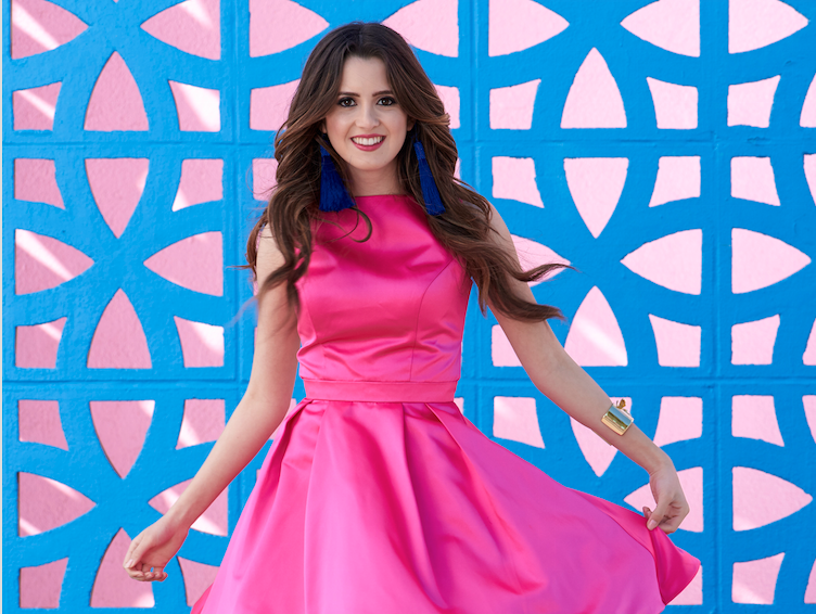 Recreate Laura Marano\'s Prom Cover Look! | TigerBeat