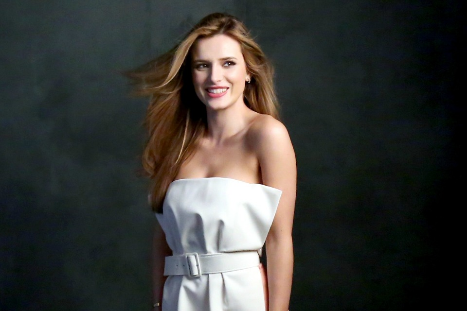 Bella Thorne Gets Real On Reclaiming Her Self-Esteem