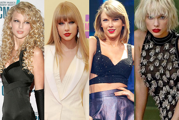Which Taylor Swift hairstyle should you rock? | TigerBeat