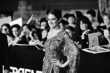 How Shailene Woodley Plans to Walk Her Next Red Carpet