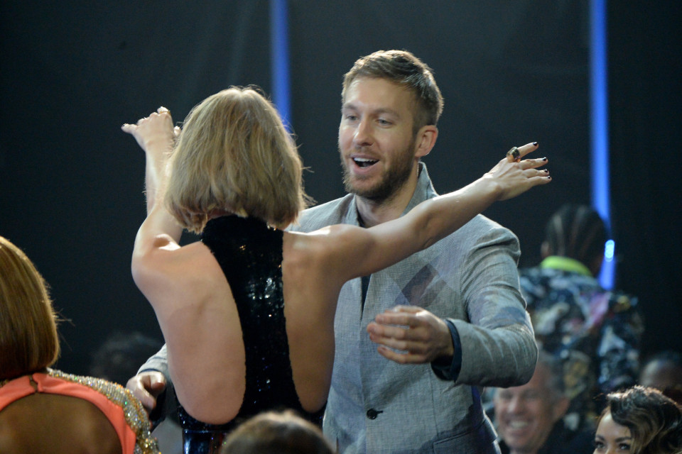 Are Calvin Harris & Taylor Swift Teaming Up for a Collaboration?