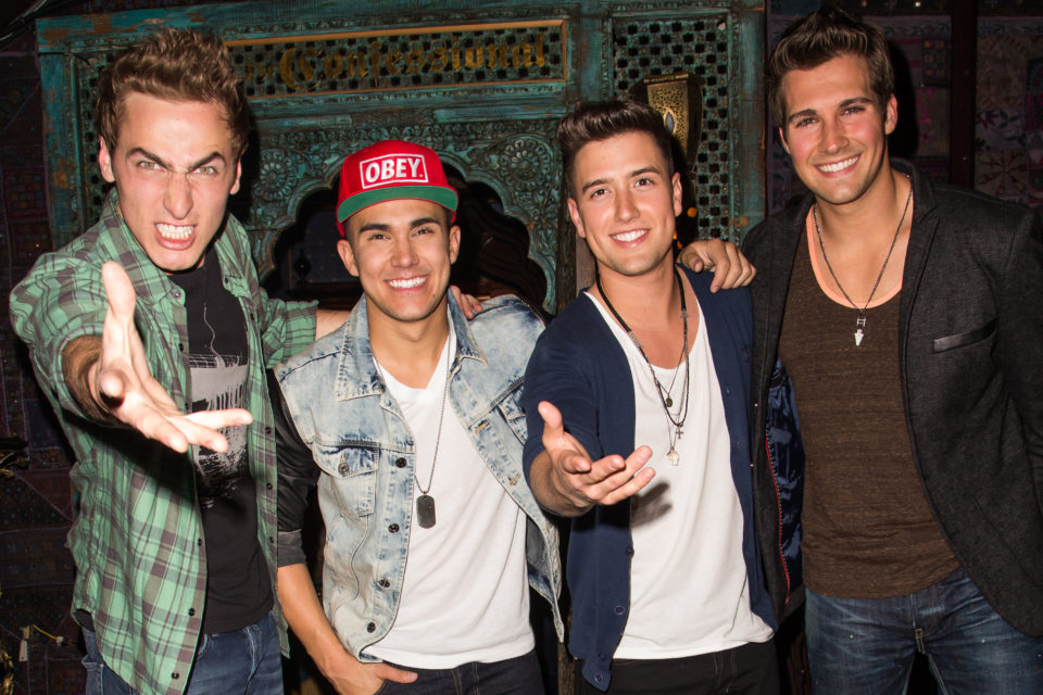 Pictures this big time rush