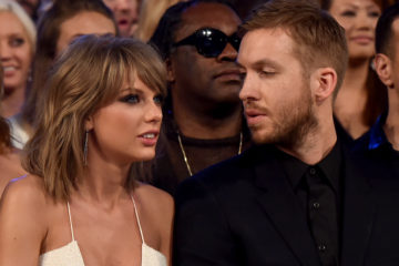 Taylor Swift And Calvin Harris Are Over!