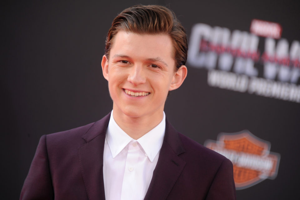 Tom Holland's Best Friend Has a Cameo in 'Spider-Man: Homecoming'