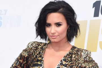 Demi Lovato Plays Su'Move It, Move It on 'Ellen'