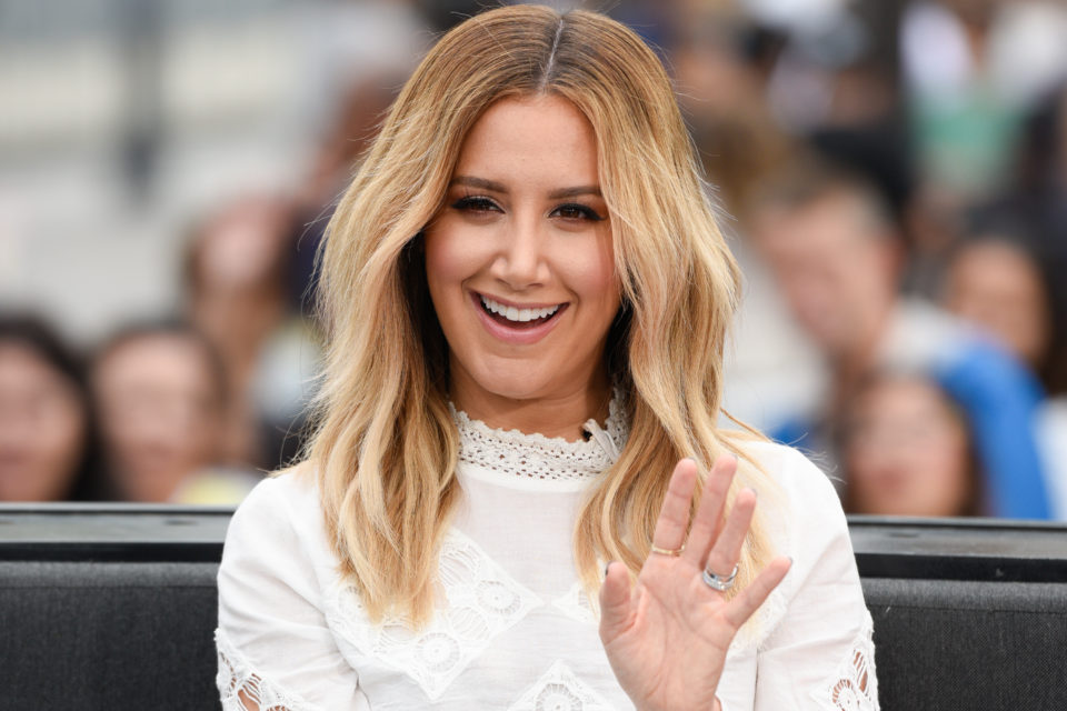 Ashley Tisdale Teams Up With Your Favorite 'Glee' Star For New Duet