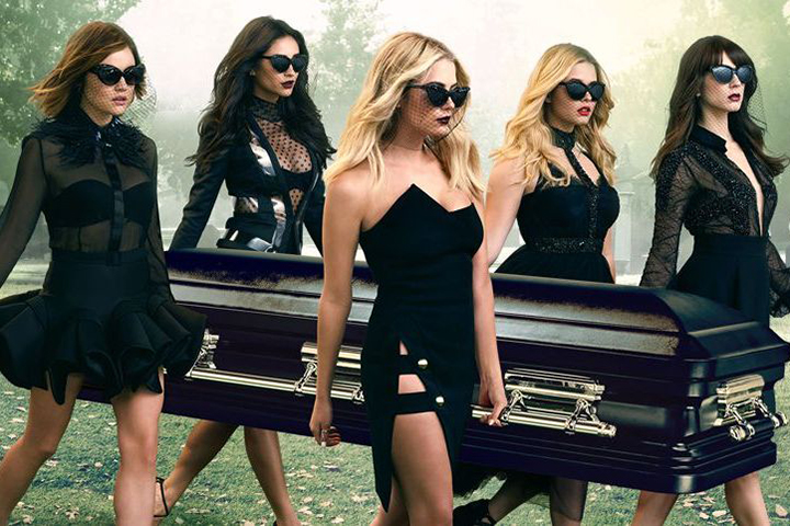 Guess Which Pretty Little Liars Were Besties Before the Show?