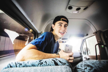 Nash Grier Is All Of Us Trying To Take The Perfect Selfie