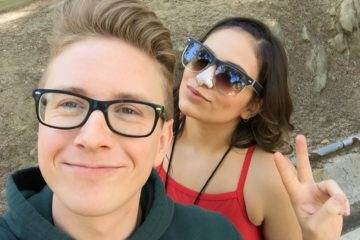 Go Behind-the-Scenes at Camp 17 with Tyler Oakley and Bethany Mota!