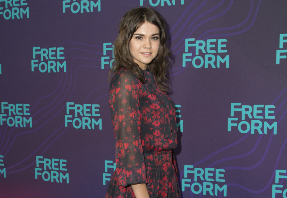 Maia Mitchell Wants You to Get Involved