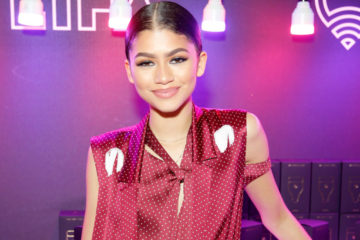 Why Zendaya Says She's Not a Role Model