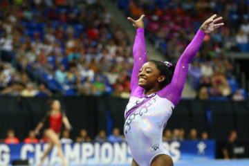 Simone Biles Gets Real About Learning to Love Her Muscles