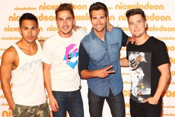 A Big Time Rush Reunion Might Happen Sooner Than You Think!