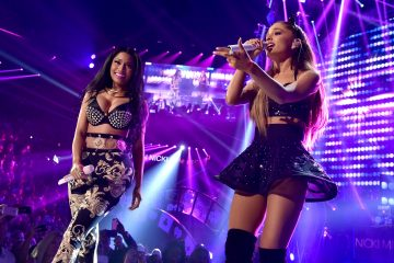 Ariana Grande & Nicki Minaj Are Performing at the VMAS!
