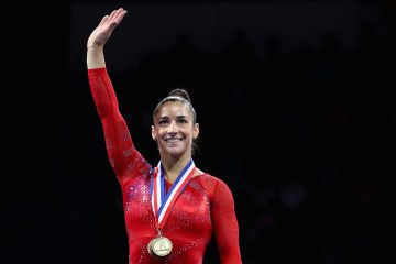 Aly Raisman Proves That Olympians Come In All Shapes and Sizes