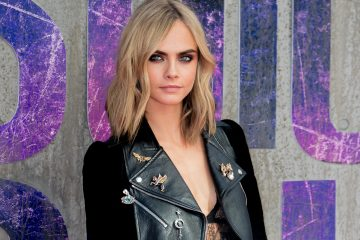 Cara Delevingne is Going to Shave Her Head