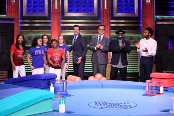 Watch The Final Five Play 'Hungry Hungry Humans' With Jimmy Fallon!