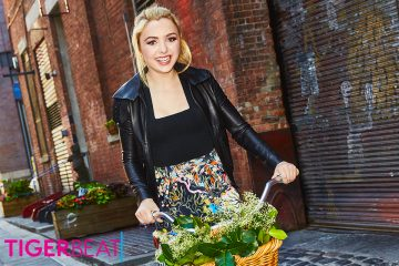 Get Peyton List's September Cover Look!