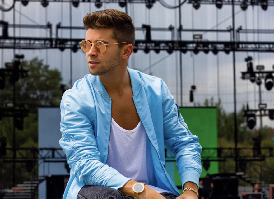 Jake Miller Takes Over NYC With His Fans