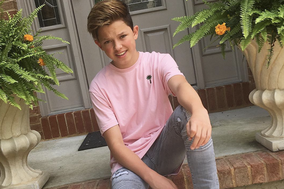 jacob sartorius is known for his crazy beautiful looks and musical