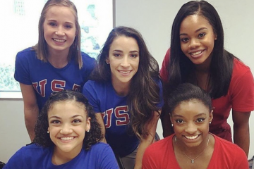 How Aly Raisman Helped Gabby Douglas Ignore The Haters