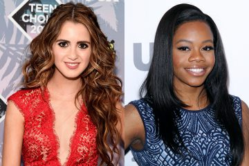Gabby Douglas and Laura Marano Join The Miss America Judges Panel!
