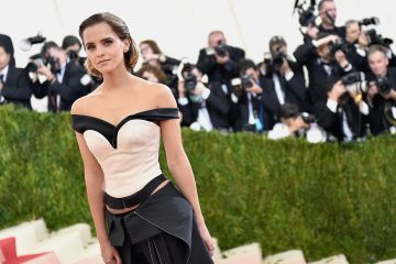 Emma Watson Takes on Some Majorly Cool Training