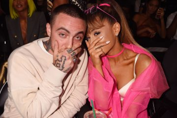 Ariana Grande and Mac Miller Are the Silliest Couple