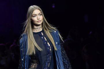 Gigi Hadid Talks Body Confidence & Her First Kiss
