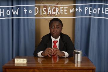 Kid President's Adorable Election Advice