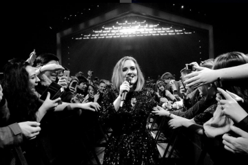 Adele Is Added to Grammys Performance Lineup