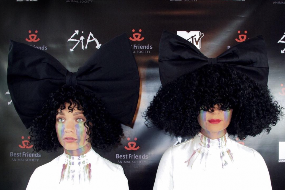 Sia And Maddie Ziegler Are The Greatest Of