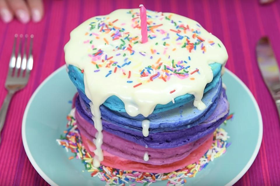 Rosanna Pansino Gives Us Birthday Cake Goals Tigerbeat