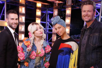 'The Voice' Coaches Battle it out in Epic Guessing Game