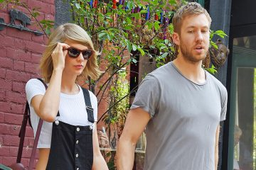 Taylor Swift and Calvin Harris Are Texting Again!