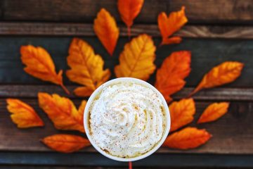 Celebs Who LOVE Pumpkin Spice Lattes