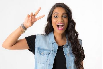 Lilly Singh is On a Mission to Send Girls to School