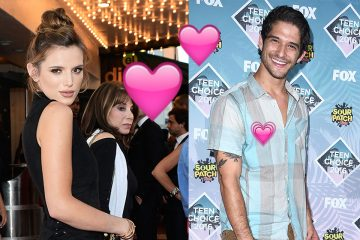 Bella Thorne and Tyler Posey Are Instagram Official!