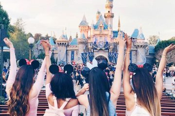 Quiz: Which Celeb is Literally You at Disneyland?