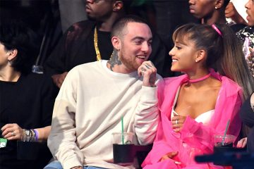 Mac Miller Loves Making Music With Ariana Grande