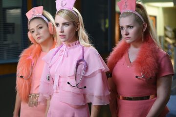 Quiz: Which 'Scream Queens' Chanel Are You?