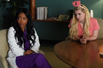 Why it Took 5 Hours to get this 'Scream Queens' Actor Camera Ready