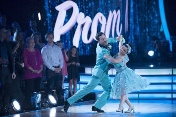 Laurie Hernandez Goes to Her First Prom On 'Dancing With the Stars!'