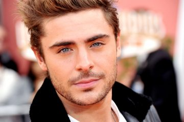 Zac Efron's Eyes Look Unreal at 'Baywatch' Premiere