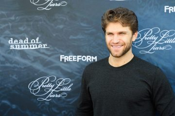 Keegan Allen Is Getting Into The Halloween Spirit!