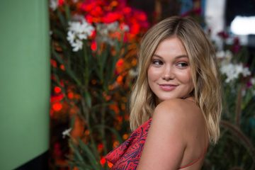 Olivia Holt Prepares For Her 'Rise Of A Phoenix' Tour