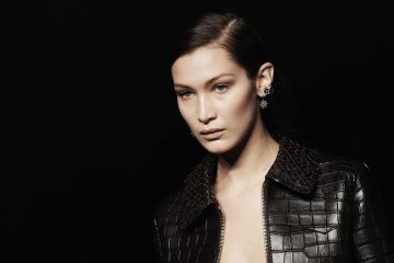 Bella Hadid's Secret to Clear Skin