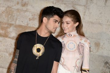 Gigi Hadid and Zayn Malik Receive the Most Bizarre Gift