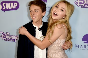 Peyton List and Jacob Bertrand Attempt the Halloween Candy Challenge!