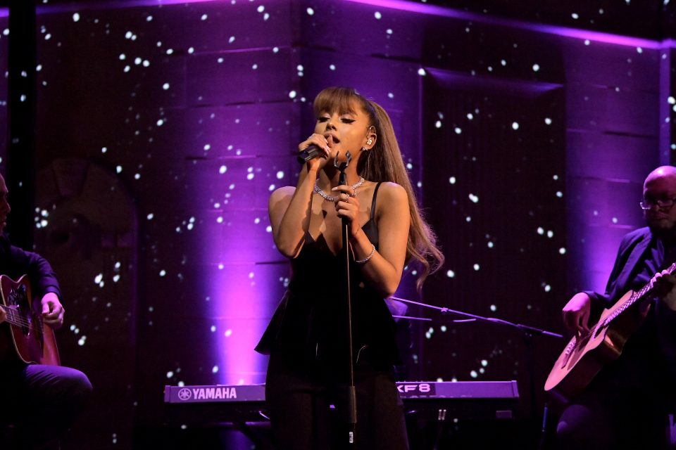 Here's a Preview of Ariana Grande's Final 'Dangerous Woman' Tour Rehearsals